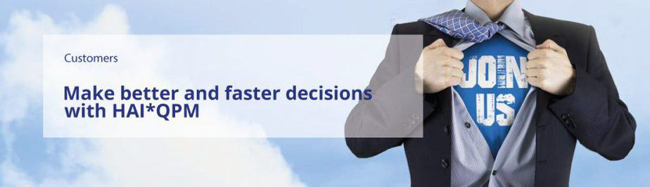 Hai*QPM Cloud manufactoring intelligence software HAI